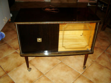 Meuble bar tv vintage boutique - Magasin meuble vintage ...